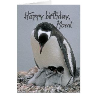 Happy birthday,mom card