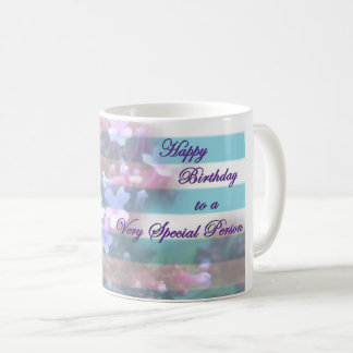 Happy Birthday Mug