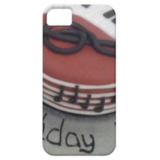 Happy birthday mum cake iPhone 5 cases