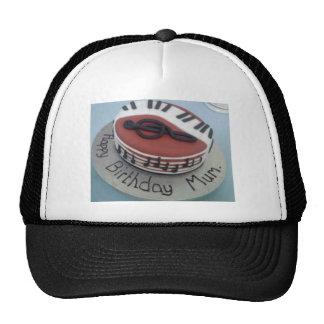 Happy birthday mum cake trucker hat