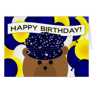 Happy Birthday Navy Active Duty! Card