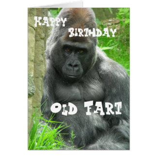 Happy Birthday Old Fart Card
