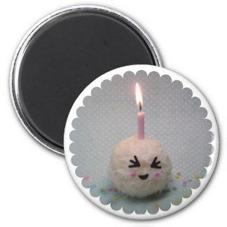 Happy Birthday Onigiri - Magnet