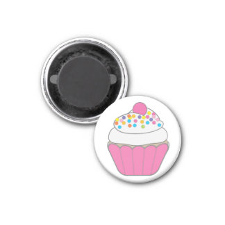 HAPPY BIRTHDAY OR JUST CELEBRATE! 1 INCH ROUND MAGNET