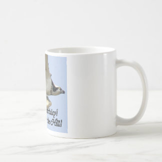 HAPPY BIRTHDAY OVER THE HILL COFFEE MUGS