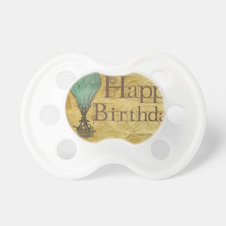 Happy-Birthday Pacifier