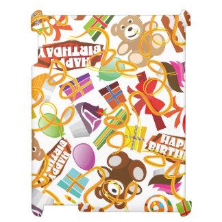 Happy Birthday Pattern Illustration Case For The iPad 2 3 4
