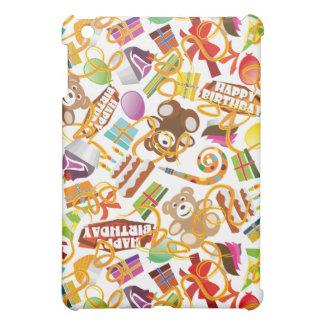 Happy Birthday Pattern Illustration Case For The iPad Mini