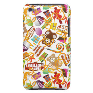 Happy Birthday Pattern Illustration iPod Touch Cover