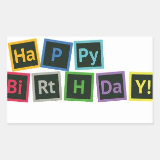 Happy Birthday Periodic