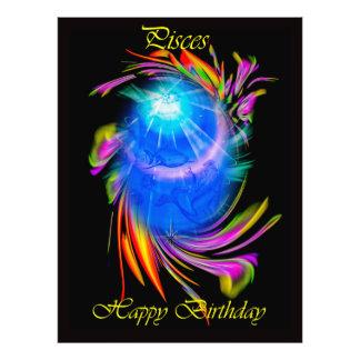 Happy Birthday Pisces - fish