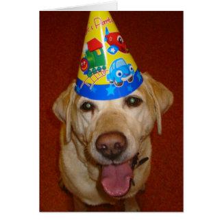 Happy Birthday Prima Card