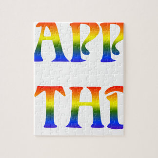 Happy Birthday Rainbow Jigsaw Puzzle