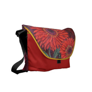 Happy Birthday Rickshaw Bag Messenger Bag