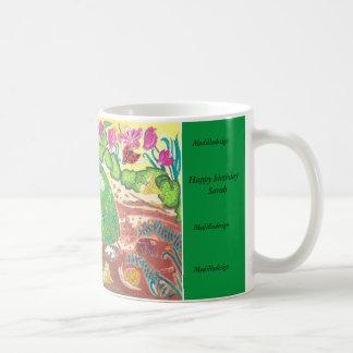 Happy birthday Sarah-Interbeing Coffee Mug