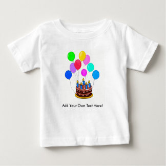Happy Birthday Shirt - Customize Your Own Text