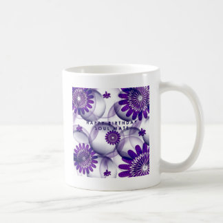 """Happy Birthday SoulMate""* Coffee Mug"