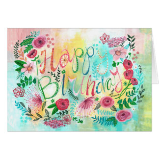 Happy Birthday Flowers Spring Www Picturesso Com