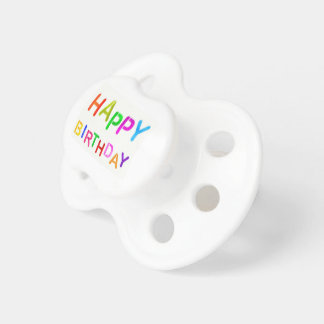 happy-birthday-text pacifier