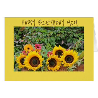 ***HAPPY BIRTHDAY*** TO MY ****AMAZING MOM**** CARD