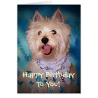 Happy Birthday To You! Card