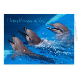 """happy Birthday ton of You"" by mysteryella Card"