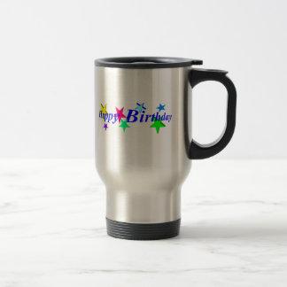 Happy Birthday Travel Mug