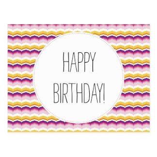 Happy Birthday Uplifting Greeting Card