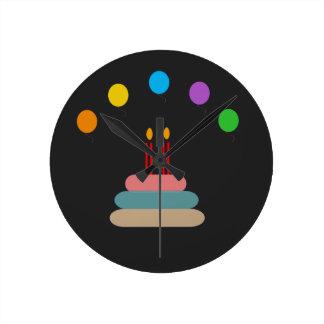 Happy Birthday Wall Clocks