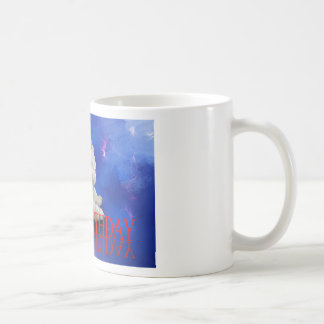 Happy Birthday Westie Coffee Mug