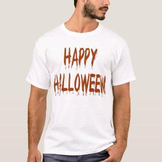Happy Bloody Halloween T-Shirt