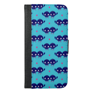 Happy Blueberry BFFs iPhone 6/6s Plus Wallet Case