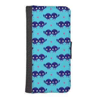 Happy Blueberry BFFs iPhone SE/5/5s Wallet Case