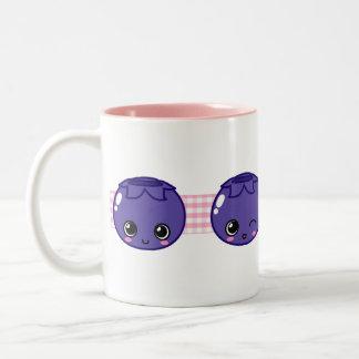 Happy Blueberry Mug