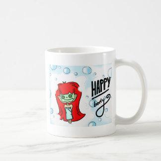 Happy Body & Bath Bubbles Coffee Mug