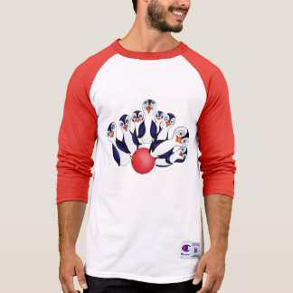 Happy Bowling by The Happy Juul Company T-Shirt