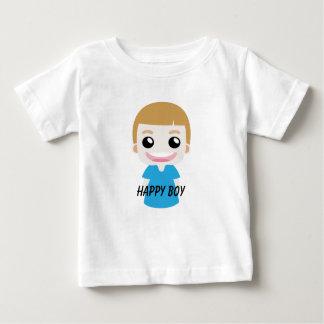 Happy Boy Baby T-Shirt