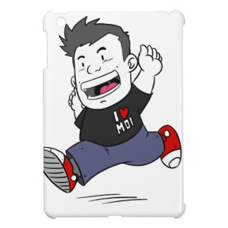 Happy Boy iPad Mini Case