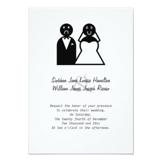 Funny Wedding Invitations Announcements Zazzle Canada