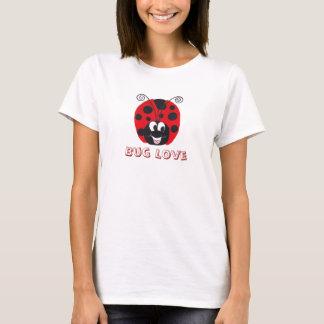 """""""Happy Bug"""" Ladybug - Customizable Tee"""