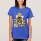 Happy Bumble Bee T-Shirt