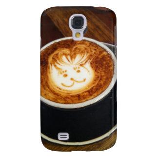 Happy bunny face cappuccino iphone case