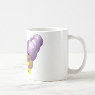 Happy but Snappy little hermit crab Coffee Mug