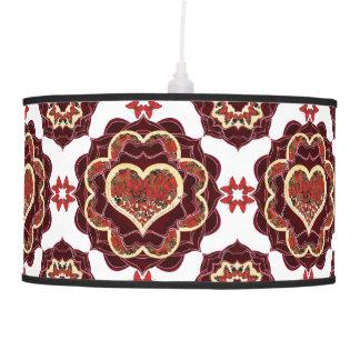 Happy Butterfly Mandala Pendant Lamp