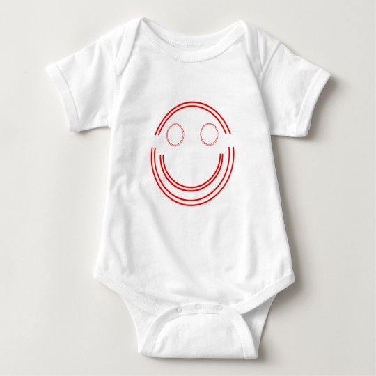 Happy by Design Baby Jersey Bodysuit
