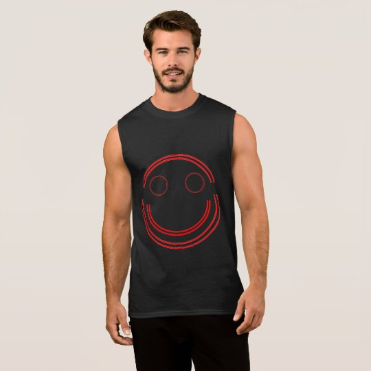 Happy by Design Ultra Cotton Sleeveless T-Shirt