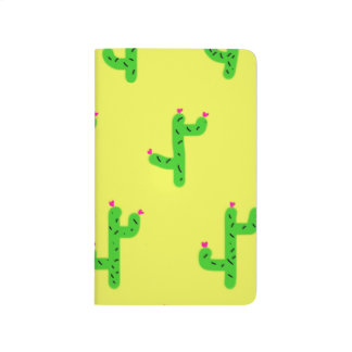 Happy Cacti pocket journal
