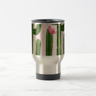 Happy Cacti travel mug