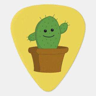 Happy Cactus Guitar Pick