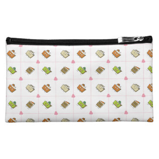 Happy Cakes and Pies Cosmetics Bags